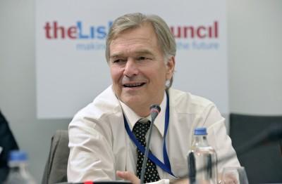 Karl Falkenberg. Souce: Lisbon Council